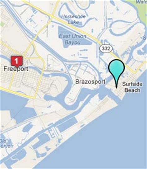 surfside texas map hotels motels near surfside texas see all discounts
