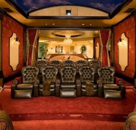 high end home theater seating how it s made custom home theater seats