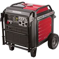 Honda Generator 7000 Honda Eu7000is 7000 Watt Portable Inverter Gas Power
