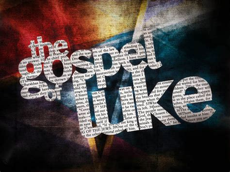 Book Of Luke by Heritage Christian Introduction To The Gospel