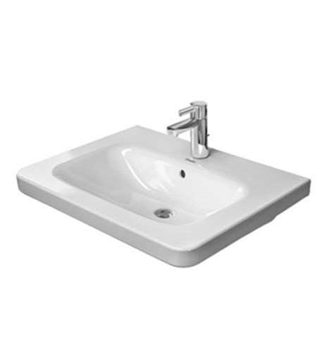 duravit 2320800000 durastyle 31 1 2 inch drop in porcelain