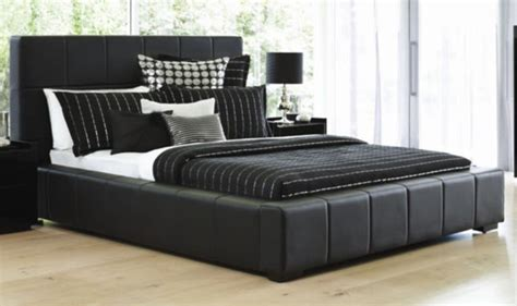 drift bed frame by stoke furniture harvey norman