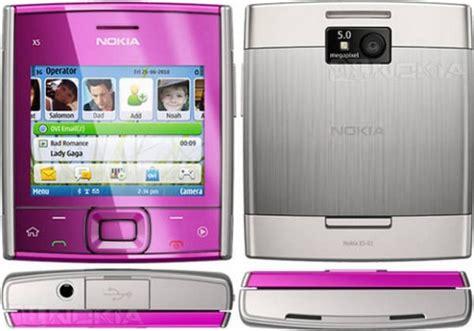 Casing Hp Nokia X5 01 nokia x5 01 spesifikasi