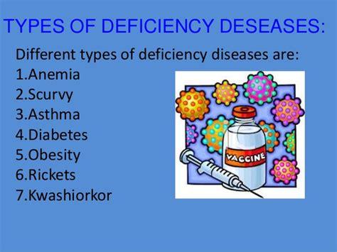 carbohydrates deficiency deficiency diseases