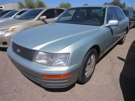 1997 lexus ls400 for sale lexus ls 400 for sale carsforsale