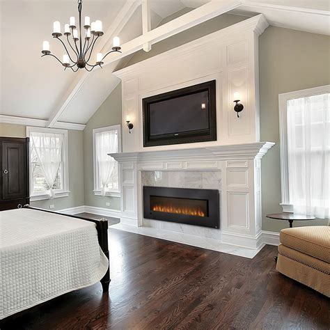 electric fireplace large large electric fireplace insert fireplaces bedroom fireplace wall mount electric fireplace