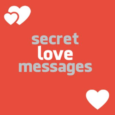 messages for secret secret messages on quot check out the new