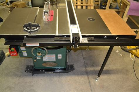 Review Grizzly 1023rlw 10 Quot 3 Hp 220v Table Saw By Grizzly Table Saw Review