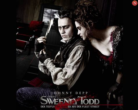 Tim Burtons Sweeney Todd chatter busy tim burton quotes