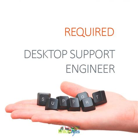 it desk support salary desktop support engineer engineering technical dubai