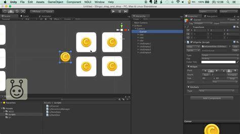 Tutorial Ngui Unity | 유니티3d 튜토리얼 03 ngui로 드래그앤드롭 구현 unity ngui tutorial