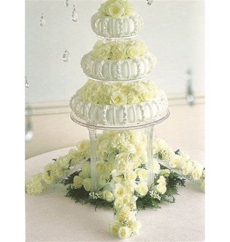 Reception Cakes by Unique Wedding Cakes Bridal Designs For Receptions