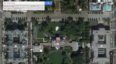 google white house google maps explains racist search results pointing at white house pc tech magazine