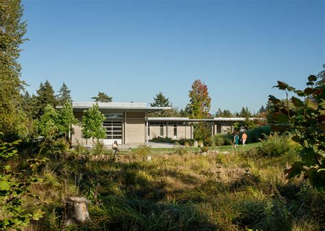 Bellevue Botanic Garden Bellevue Botanical Garden Visitor Center Cornerstone Gci
