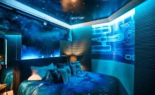 Star Trek Bedroom Star Trek Themed Hotel Room In Sao Paulo Mightymega