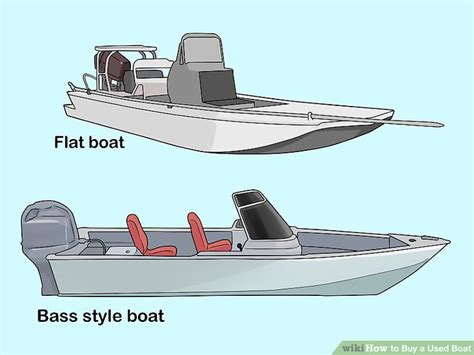 how to get a boat how to buy a used boat with pictures wikihow