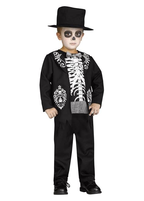 skeleton king toddler costume scary costumes