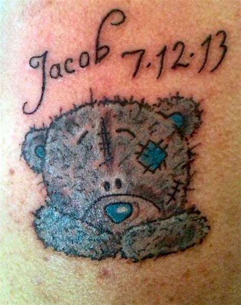 tatty tattoos tatty teddy ideas