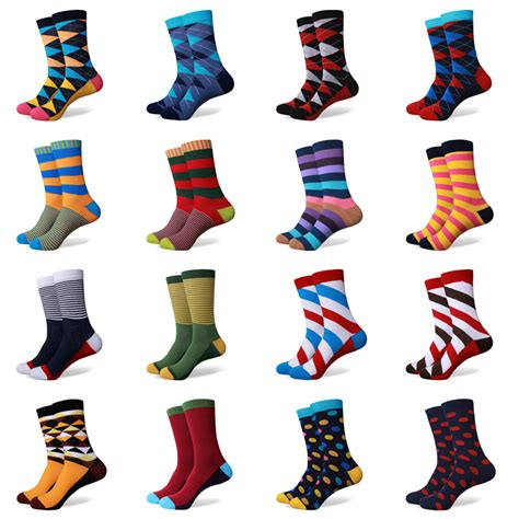 nike socks colorful sale casual new style s combed cotton colorful