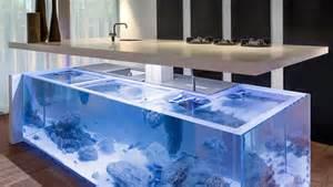 Farm To Table Miami Moderne Aquarium Kochinsel F 252 R Luxuri 246 Se K 252 Che Freshouse