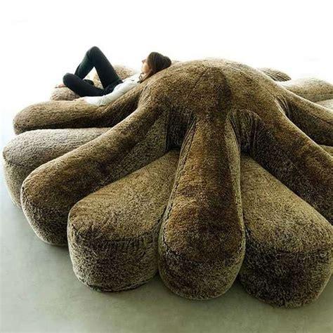 fuzzy sofa 17 furry furniture pieces