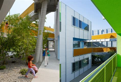 santa monica low income housing tahiti housing daly genik 171 inhabitat green design innovation architecture