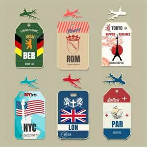 luggage tags template luggage tag template free psd templates free