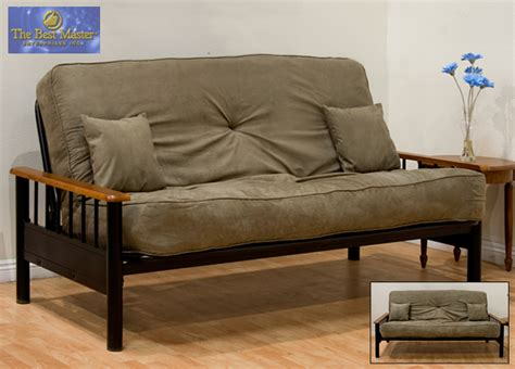 How To A Metal Futon by Bedroomdiscounters Futons