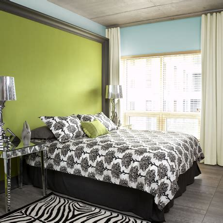 Green Accent Wall by Simply Stoked Color Crush Lime Green