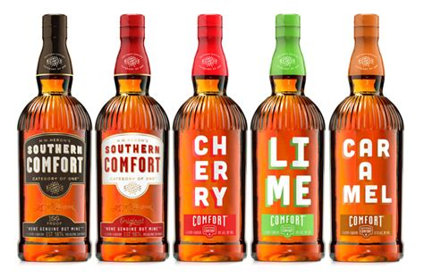 How Much Does A Bottle Of Southern Comfort Cost by Brand New New Logo And Packaging For Southern Comfort By