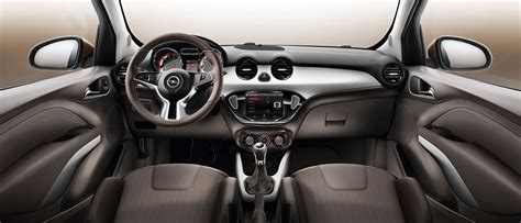 opel adam interior roof image gallery opel adam interior