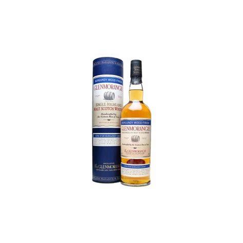glenmorangie wood glenmorangie burgundy wood finish 43 176 whisky pas cher