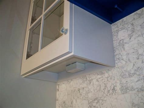 cabinet outlet box cabinet power outlets