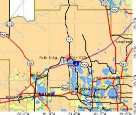 polk city florida map polk city florida fl 33868 profile population maps