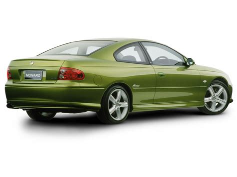 2006 holden monaro pictures information and specs