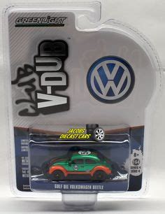 Greenlight V Dub 1978 Vw Type 2 Chagne Edition Ii 1 details about 1 64 greenlight club vee dub series 4 1968 volkswagen type 2 t2 volkswagen