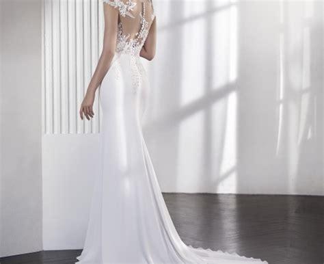 Brautkleider Yvonne Frechen by Designer Brautkleider San Barcelona Stilpunkte