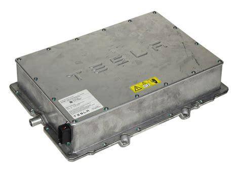 Tesla Model S Battery Capacity Tesla 2013 Model S 10kw Charger Module 600927800f Ihs