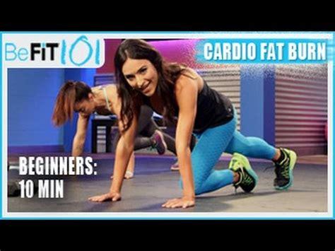 befit beginners beginners befit 101 10 min beginners cardio burn workout