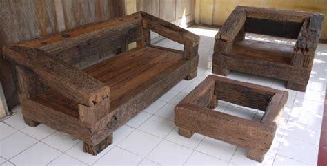 Railroad Furniture by Mbiyen Outdoor Furniture