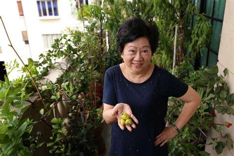 grow apples grapes  strawberries  singapore