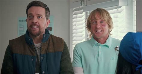 online movies father figures by owen wilson see owen wilson ed helms in father figures trailer rolling stone
