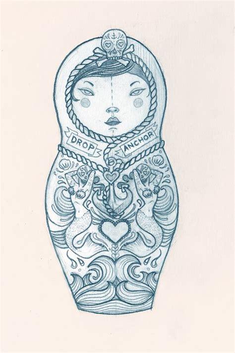 matryoshka doll tattoo 238 best matryoshka images on matryoshka doll