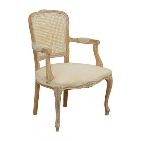 Provincial Chair by 68 Link Link Provincial Creme