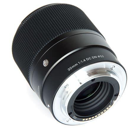 Sigma 30mm F1 4 Dc Dn C sigma 30mm f 1 4 dc dn c lens review