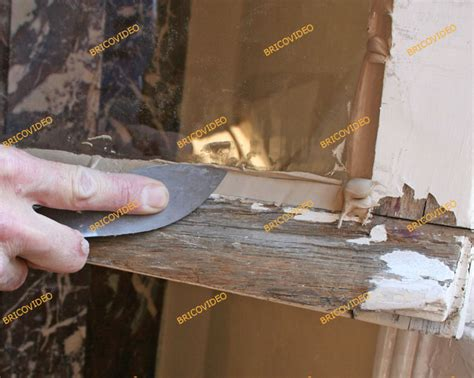 joint fenetre 2492 probl 232 mes de bricolage remplacer mastic sur fen 234 tres