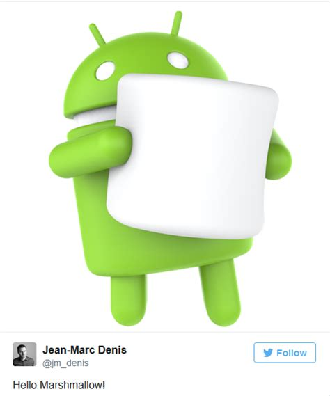 android software names android 6 0 marshmallow is the next version of s mobile software dt tech