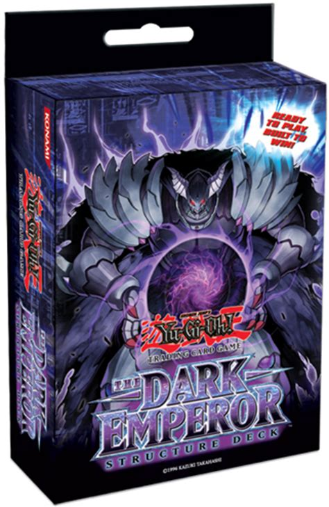 yugioh structure deck the emperor structure deck yu gi oh fandom