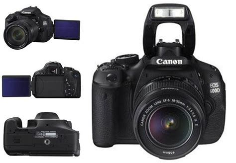 tutorial video canon eos 600d canon eos 600d price in malaysia specs technave