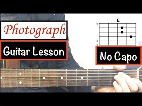 tutorial guitar ed sheeran photograph stay with me sam smith easy guitar tutorial chords